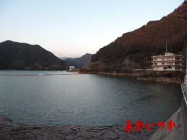 安濃ダム3