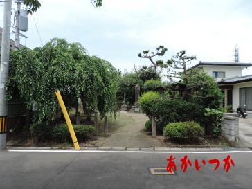 七北田処刑場跡