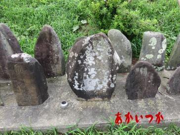 後藤寿庵の墓4