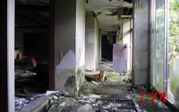 廃ホテルS21