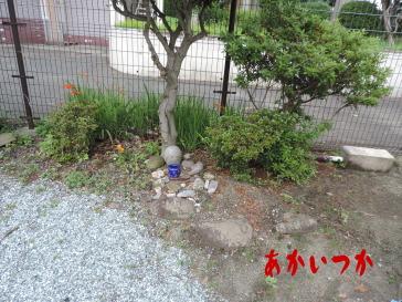 米ヶ袋処刑場跡(縛り地蔵尊)6