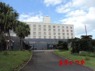 廃ホテルTC2