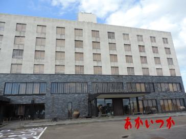 廃ホテルTC3