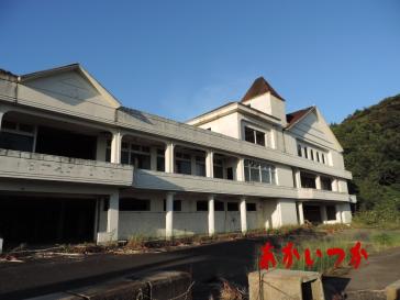 廃ホテルTC9