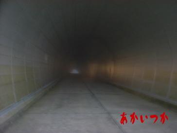 杉ヶ越トンネル3
