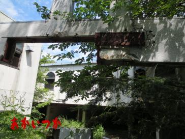 廃ラブホテル2