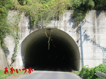 花上トンネル7