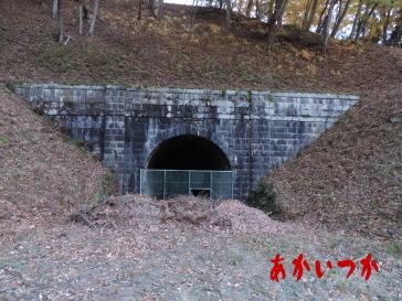 姥沢トンネル(49番トンネル)2