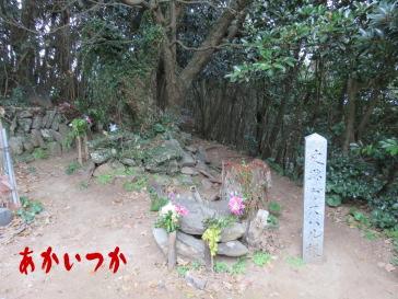 ガスパル様(黒瀬の辻殉教碑)6