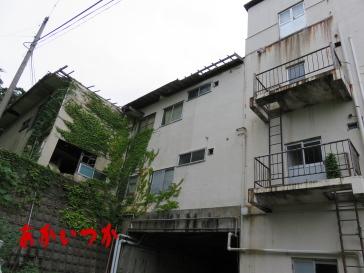 廃ホテルO2