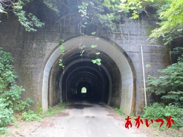 比礼隧道(榎峠)2