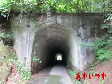 比礼隧道(榎峠)6