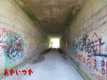 ホワイトハウスのトンネル5