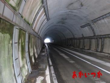 烏泊隧道(カラストンネル)4