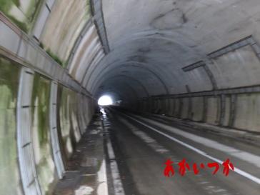 烏泊隧道(カラストンネル)5