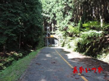 旧志戸坂トンネル3