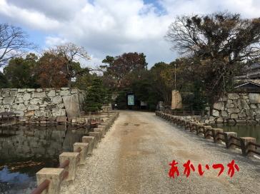 烏城公園(岡山城跡)2