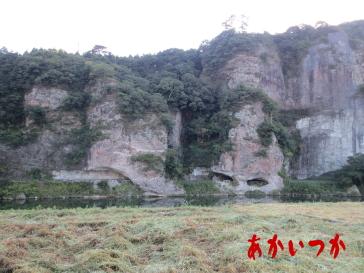 青の洞門9