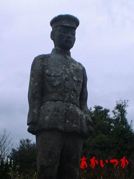 兵隊の像2