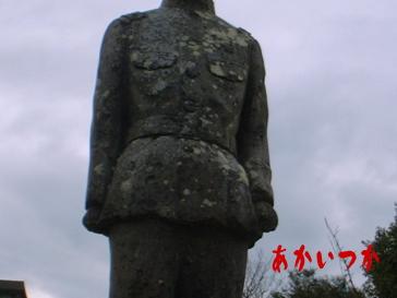 兵隊の像4