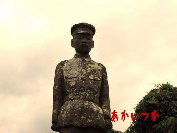 兵隊の像7