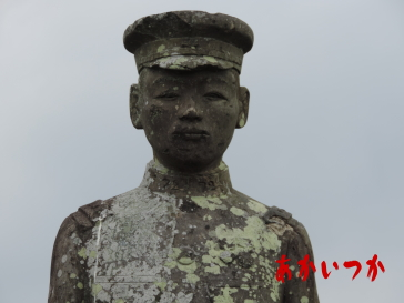 兵隊の像8