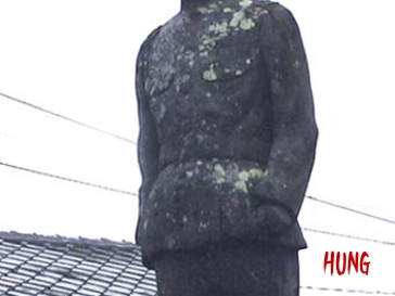 兵隊の像HUNG5