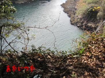 岡藩滝落としの刑場跡2