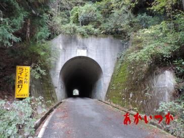 滝畑ダム(トンネル)4