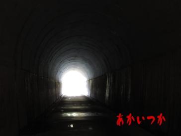 滝畑ダム(トンネル)6