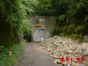 旧馬神トンネル2