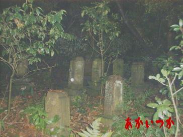 無縁墓地6