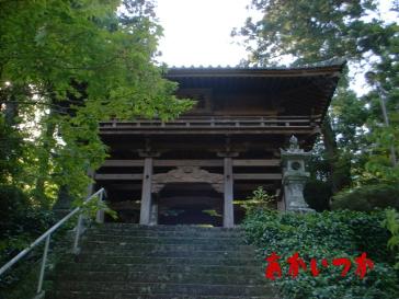 幽霊の掛け軸 福泉寺