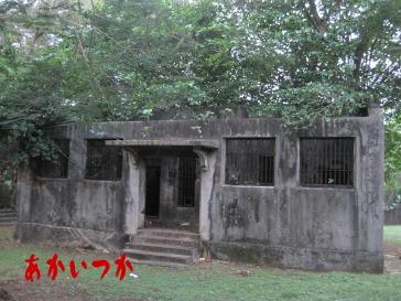 旧日本刑務所OLD JAPANESE JAIL4