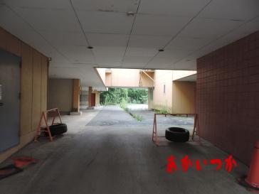 廃ホテルW3