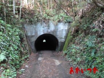 葉梨トンネル(宮ヶ澤トンネル)1