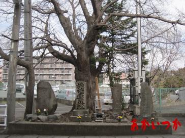 小浜山処刑場跡2