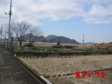 韮山火葬場跡