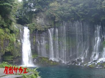白糸の滝7