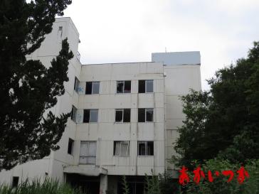 廃診療所T3