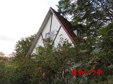 三角屋敷2