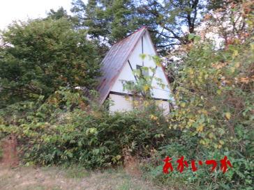 三角屋敷5