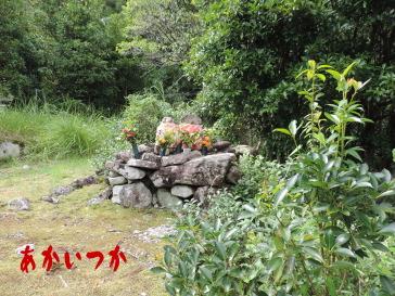 母子の墓4
