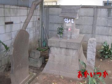 江古田古戦場跡と豊島塚2