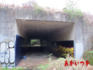 八王子1トンネル3