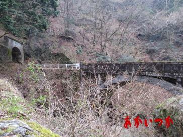 神戸岩トンネル 8