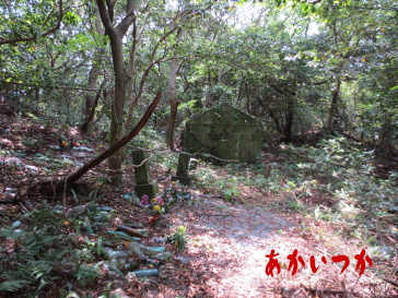コレラ罹災者の墓5