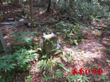 コレラ罹災者の墓7