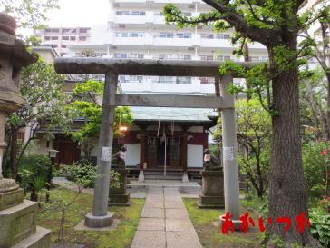 於岩稲荷田宮神社2