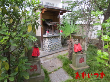 於岩稲荷田宮神社5